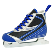Lake Placid Star Glide Boys Double Runner Ice Skates