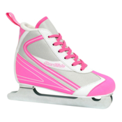 Lake Placid Star Glide Girls Double Runner Ice Skates