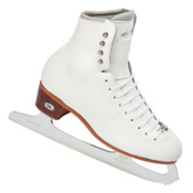 Riedell 25J TS Girls Figure Ice Skates