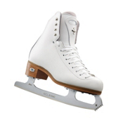 Riedell Motion Girls Figure Ice Skates