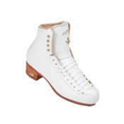 Riedell 375 Gold Star Classic Womens Figure Skate Boots