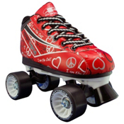 Pacer Heart Throb Girls Derby Roller Skates