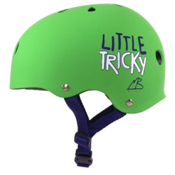 Triple 8 Little Tricky EPS Liner Youth Skate Helmet