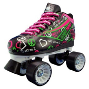 Pacer Heart Throb Womens Derby Roller Skates