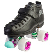 Riedell 126 She Devil Womens Derby Roller Skates